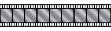 Glitz & Glam Film Strip Tape