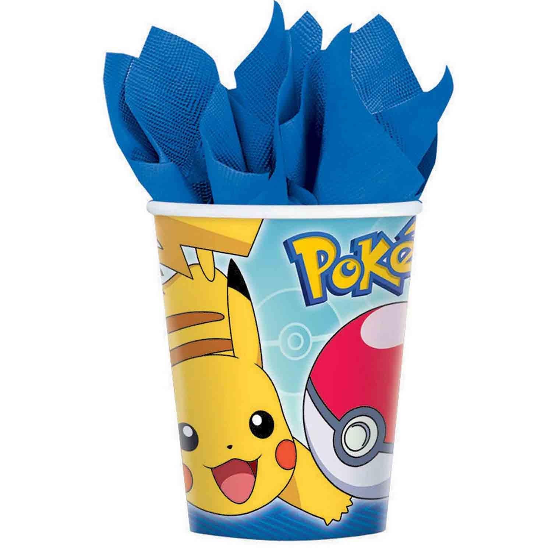 Pokémon Core 266ml Cups