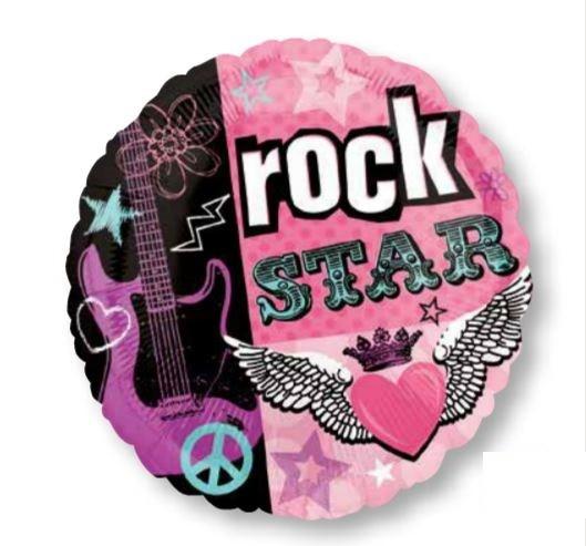 45cm Standard XL Rocker Girl Rock Star S40