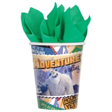 SmallFoot 266ml Cups