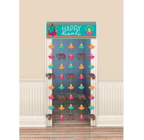 Diwali Doorway Curtain