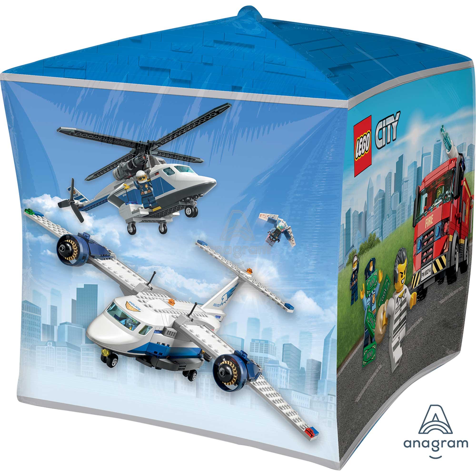 UltraShape Cubez Lego City G40