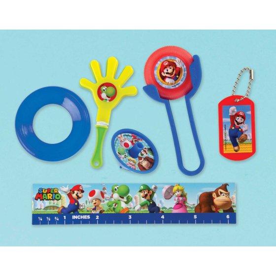Super Mario Brothers Mega Mix Favors Value Pack