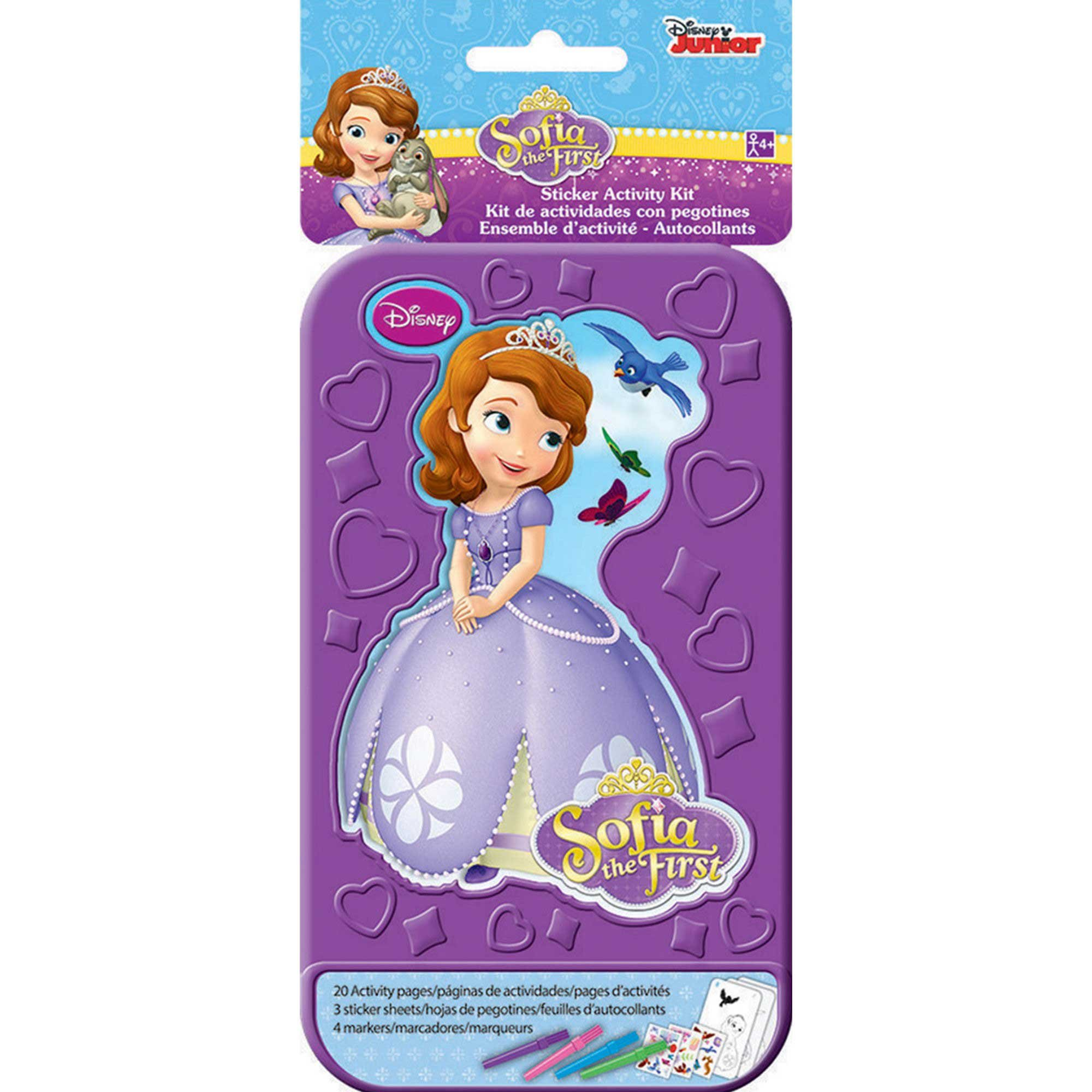 Sticker Activity Kit Sofia the First
