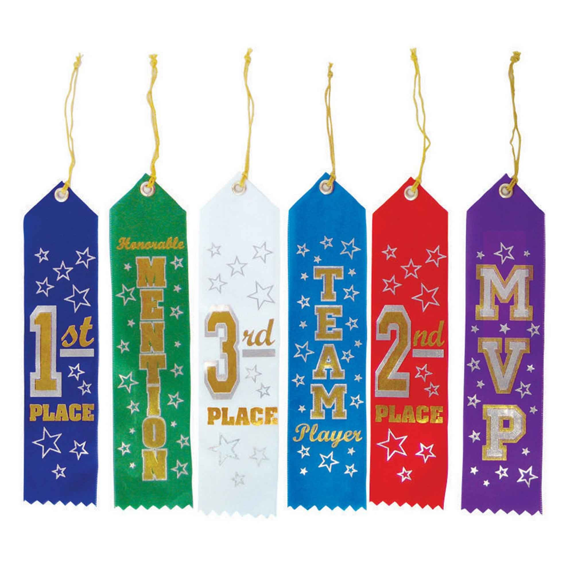 Recognition Ribbons