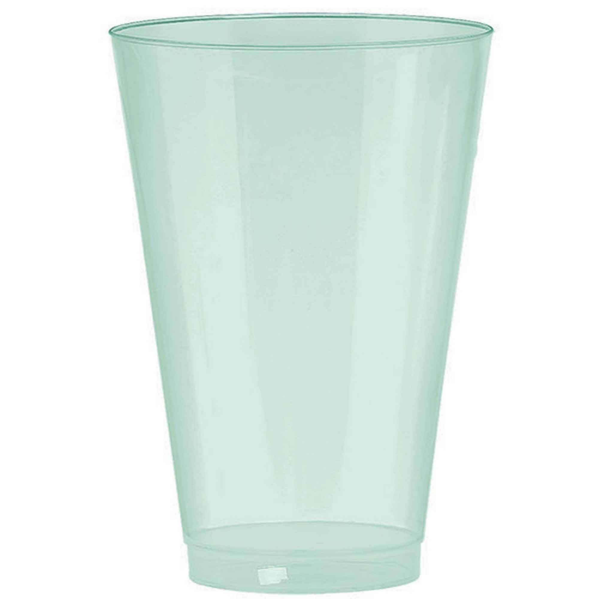 Big Party Pack 295ml Plastic Tumblers Robin's-egg Blue