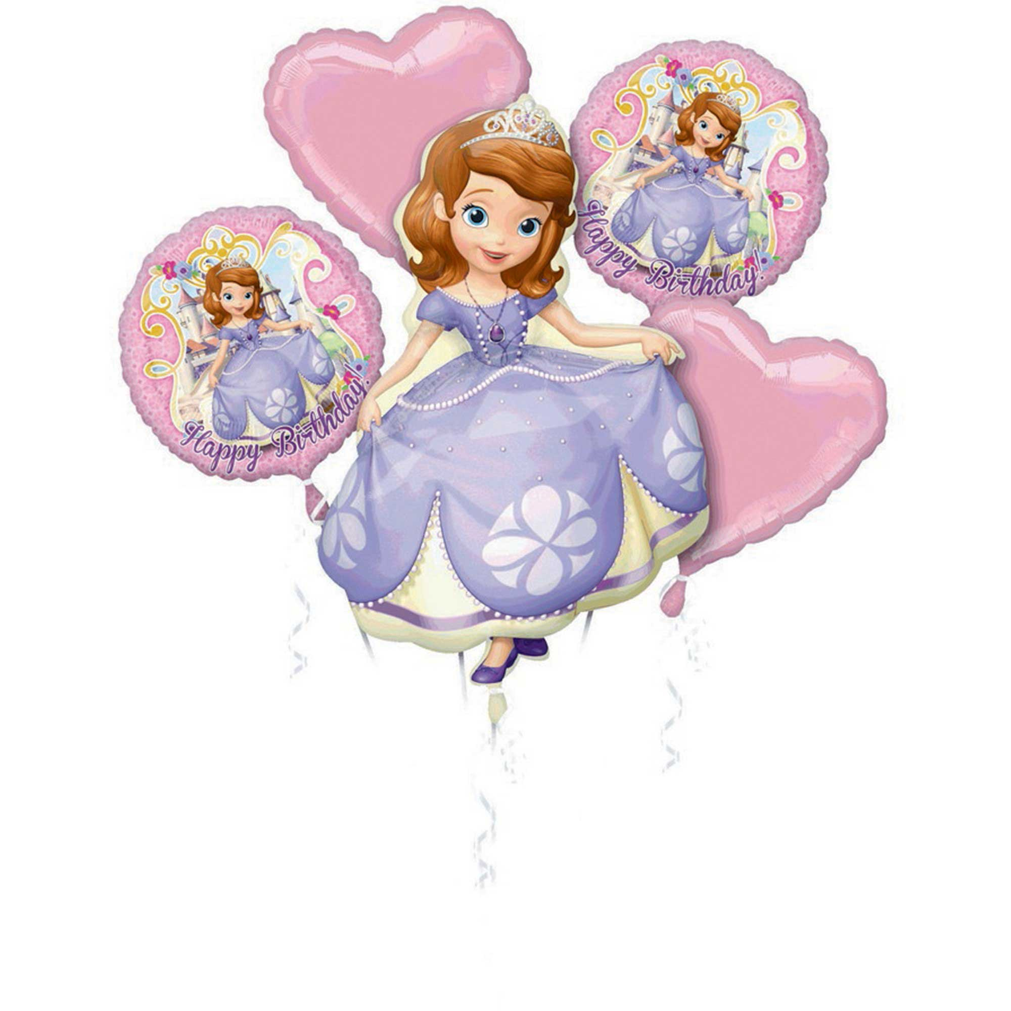 Bouquet Sofia the First HB P75