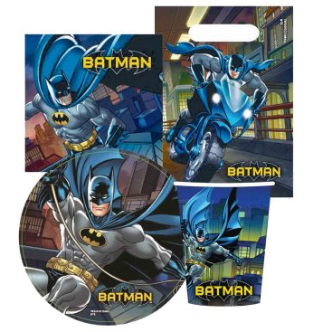 Batman Party Pack 40pc