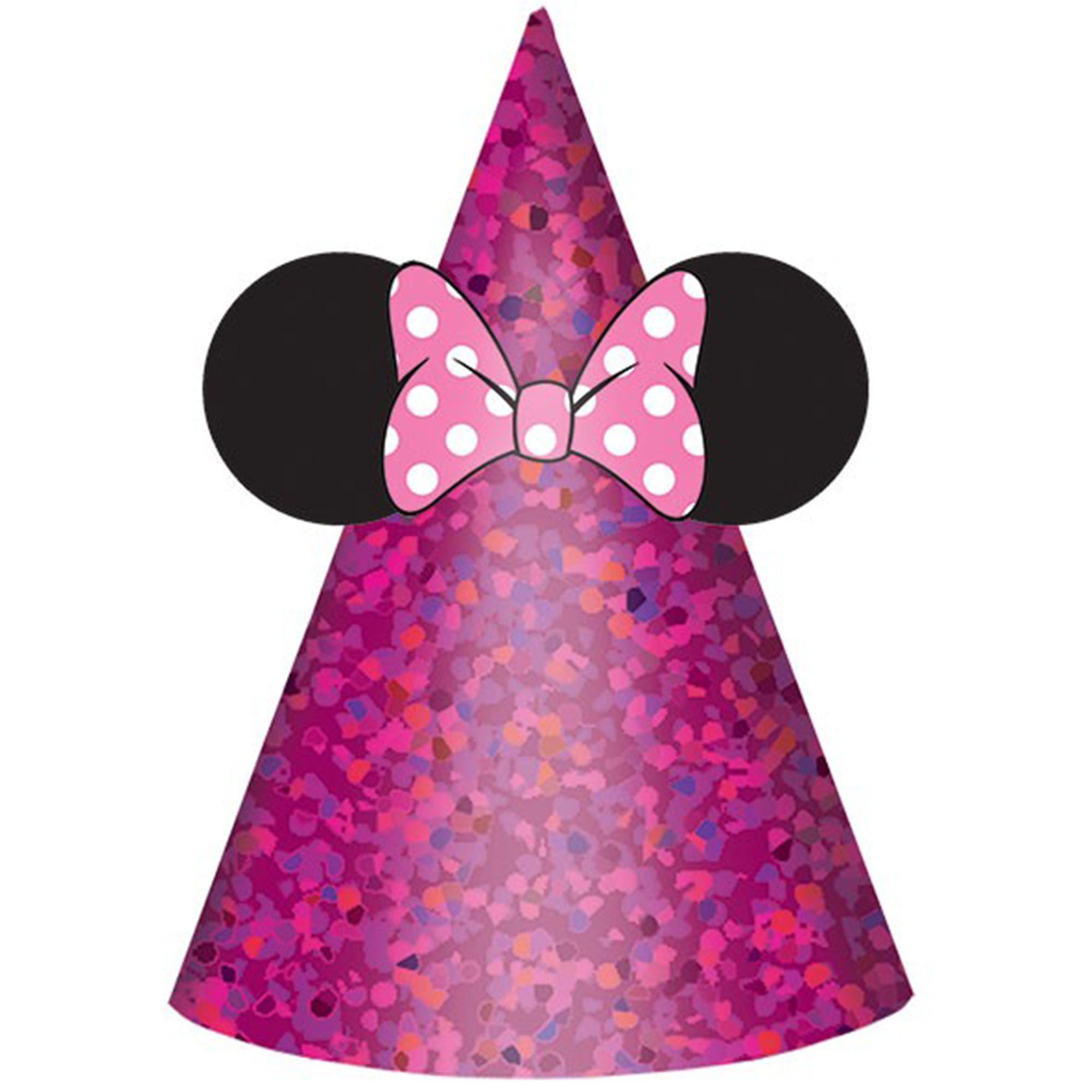 Minnie Mouse Happy Helpers Paper Cone Hats