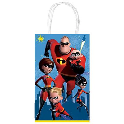 Incredibles 2 Printed Paper Kraft Bags