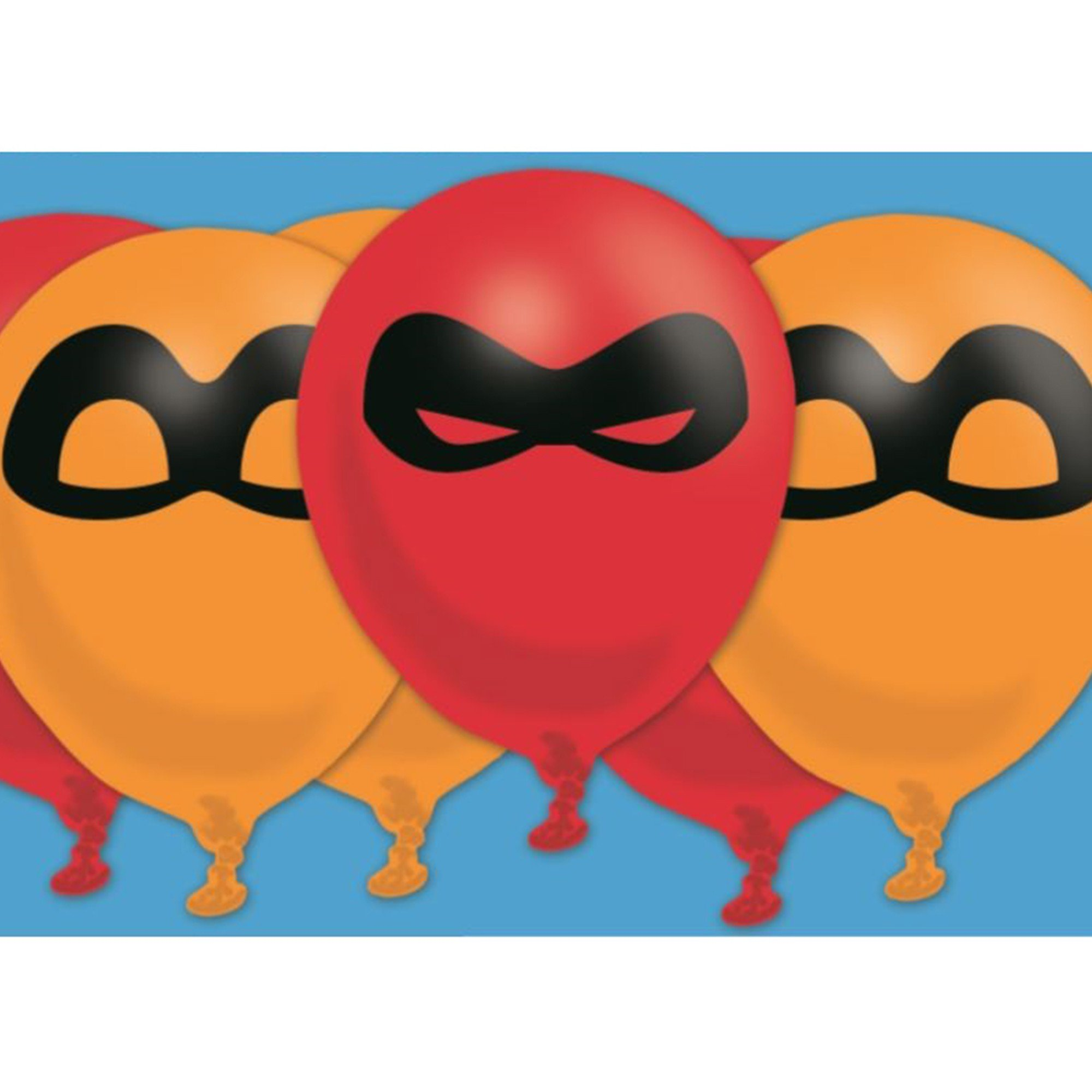 Incredibles 2 30cm Latex Balloons