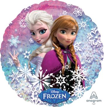 45cm Standard Holographic Disney Frozen S60
