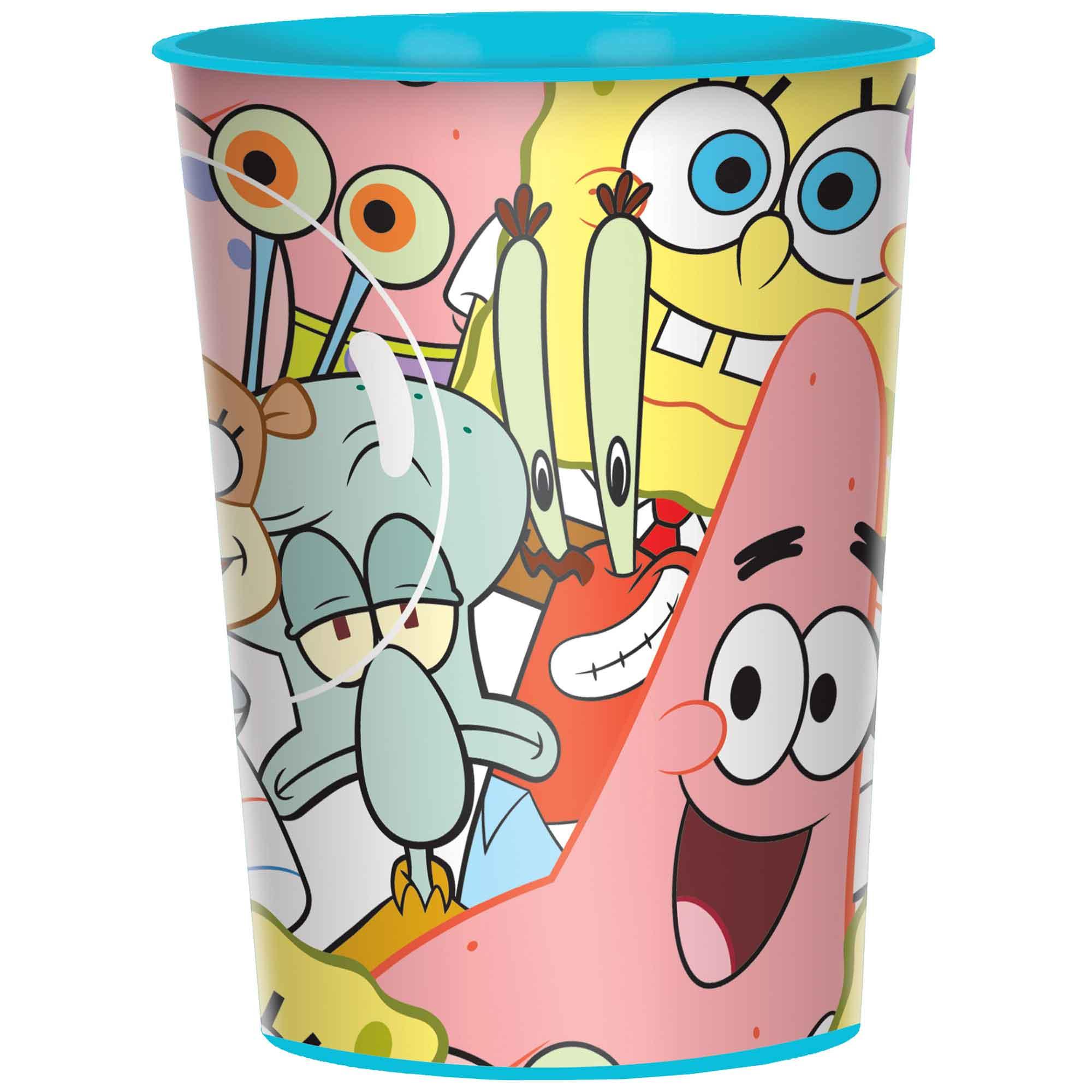 SpongeBob Favor Cup Plastic 473ml