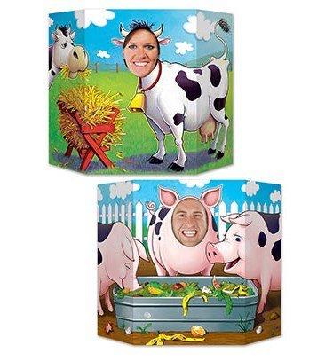 Farm Yard Animals Photo Prop