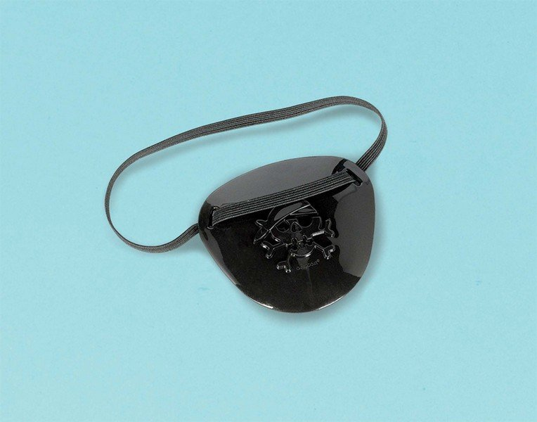 Little Pirate Eye Patch Favor