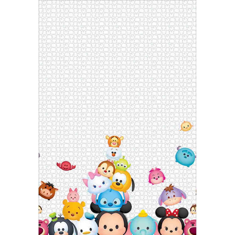 Tsum Tsum Tablecover Plastic