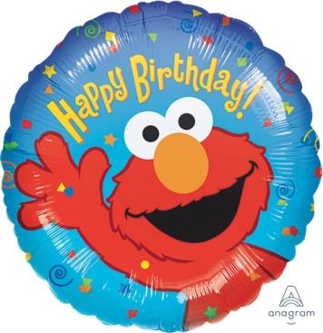 45cm Standard HX Elmo Birthday S60