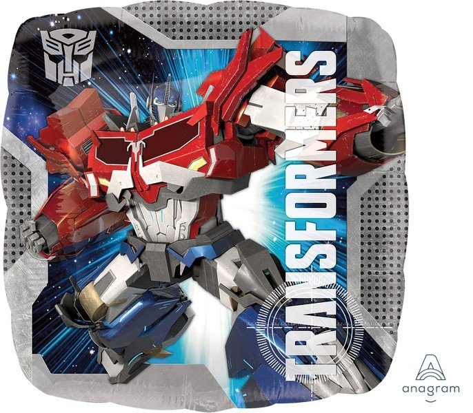 45cm Standard HX Transformers Animated S60