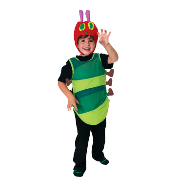 The Very Hungry Caterpillar Child Costume Age 3-5 Years