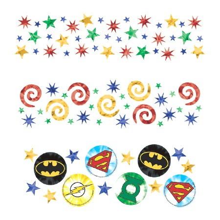 Justice League Confetti 34g