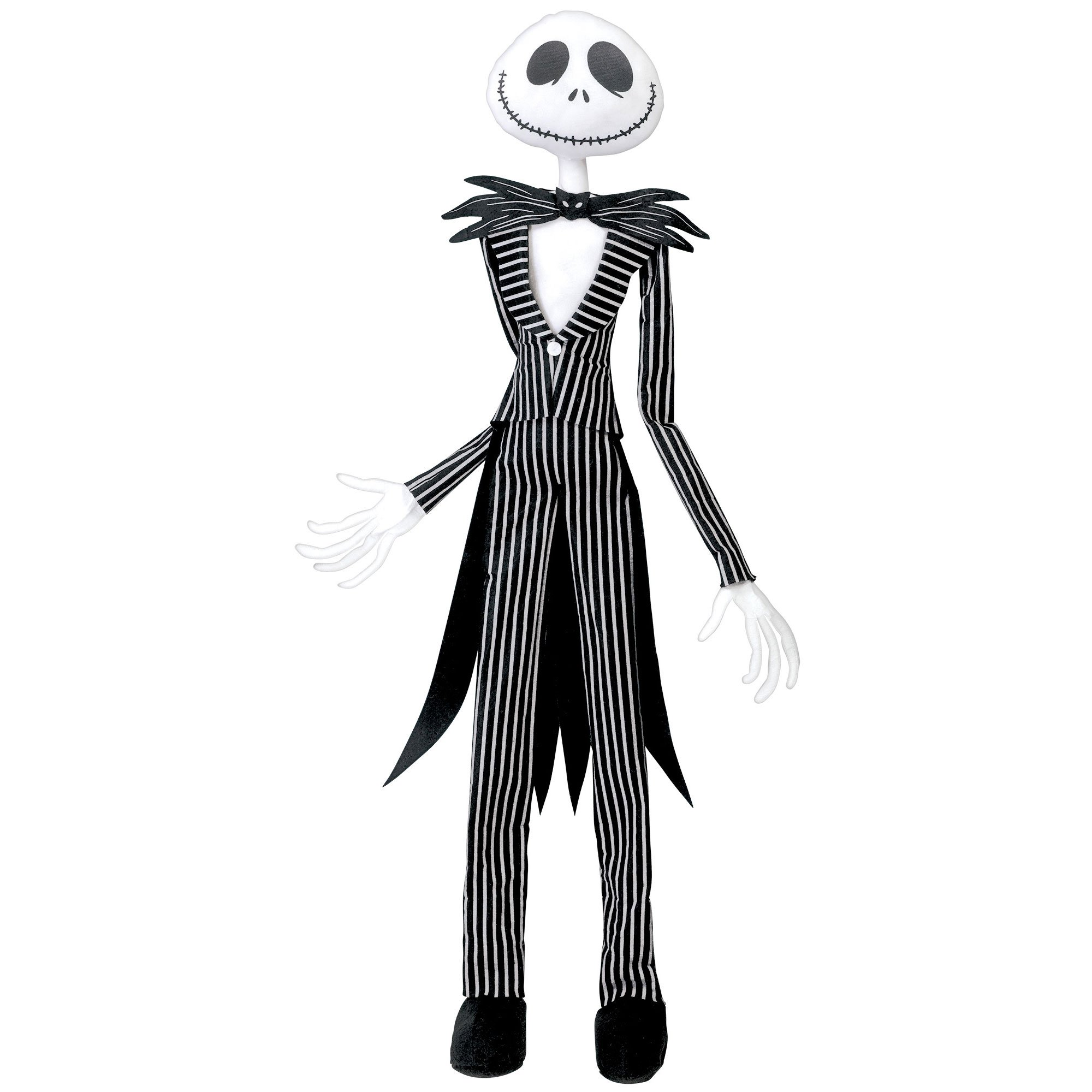 The Nightmare Before Christmas Jack Skellington Poseable Prop 5ft /1.52m
