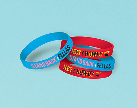 Toy Story 4 Rubber Bracelets Favors
