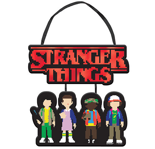 Stranger Things Mini Hanging Decoration
