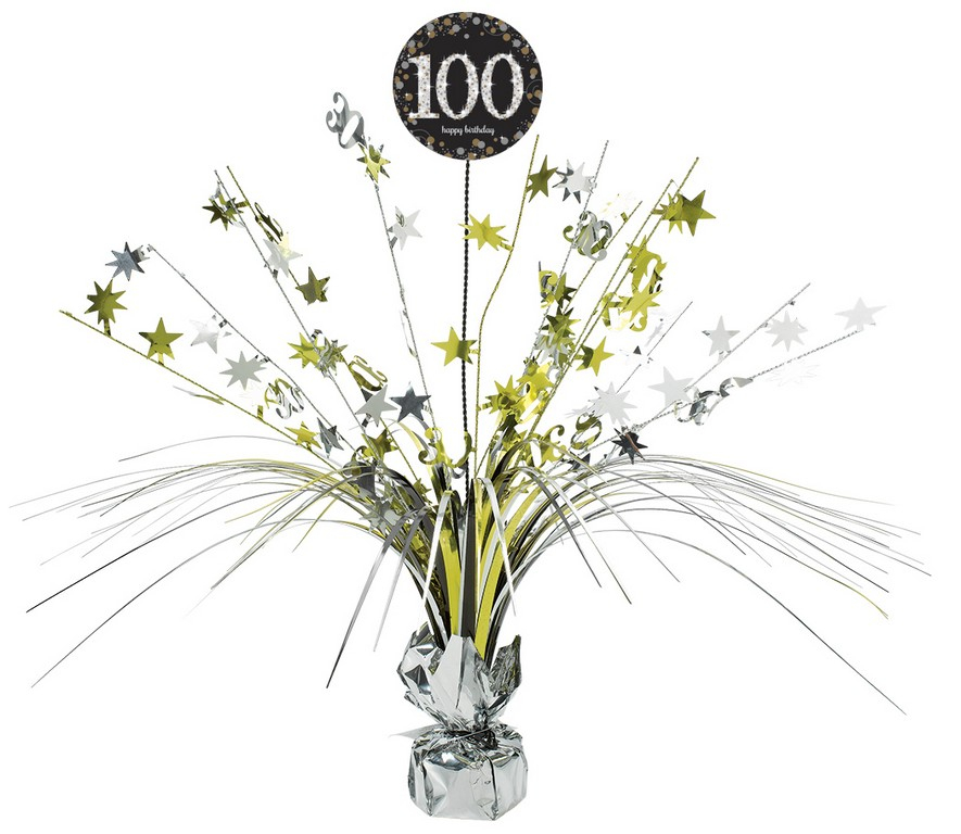 Sparkling Celebration 100 Centrepiece Spray