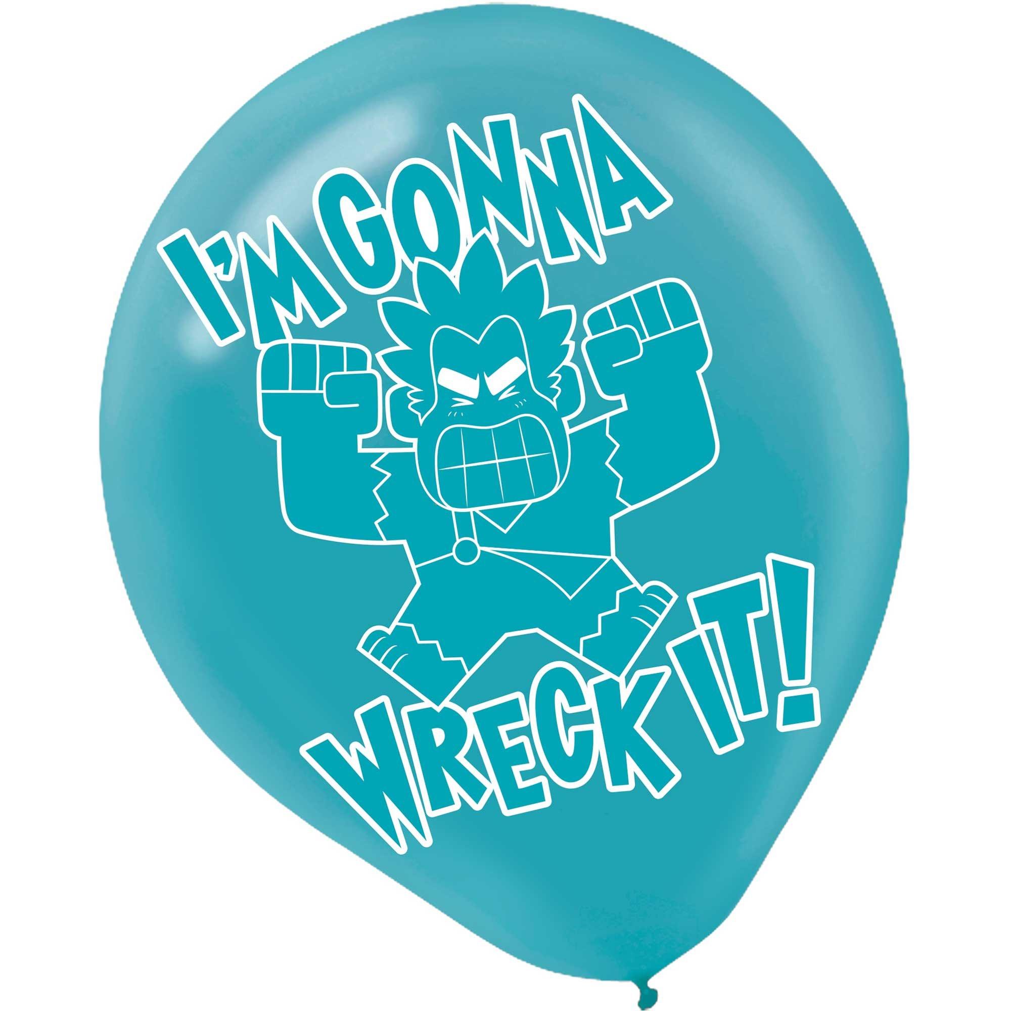 Wreck It Ralph 2 30cm Latex Balloons