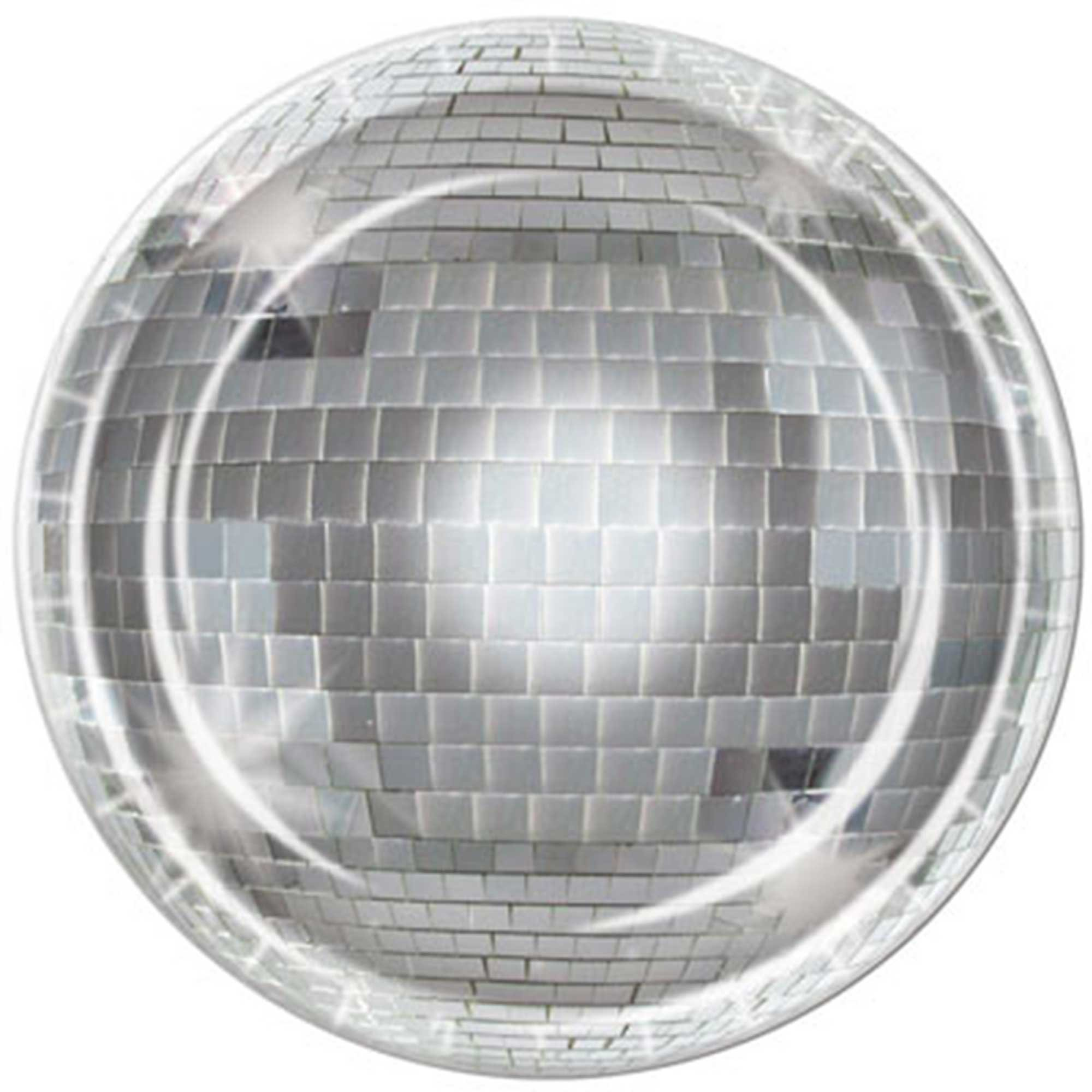 Disco Ball Dinner Plates