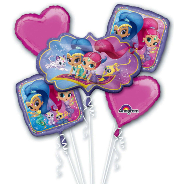Bouquet Shimmer and Shine P75
