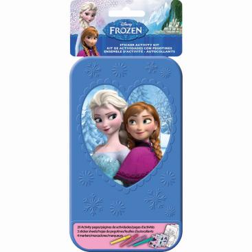 Sticker Activity Kit Frozen