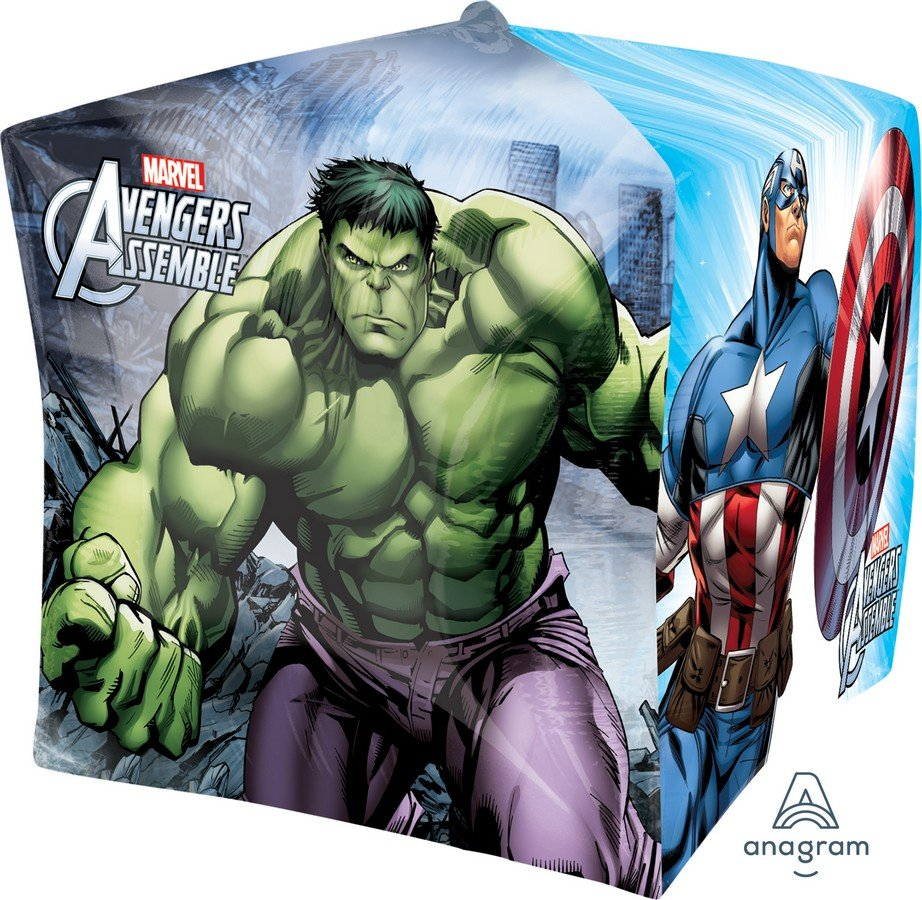 UltraShaperaShape Cubez Avengers G40