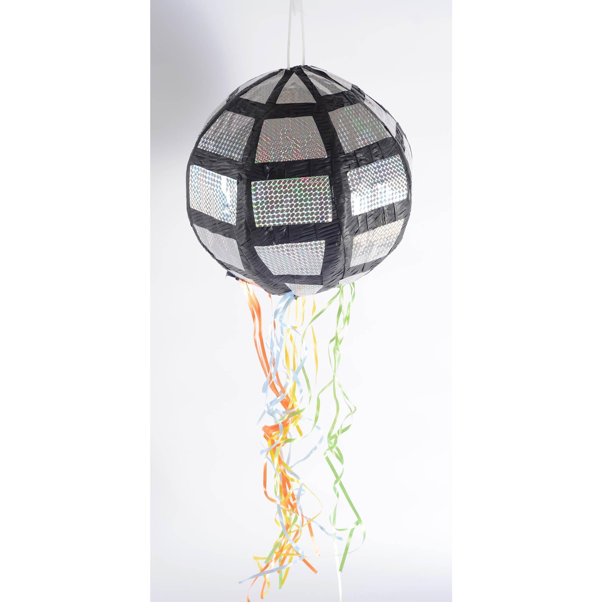Disco Ball 3D Shape Pinata