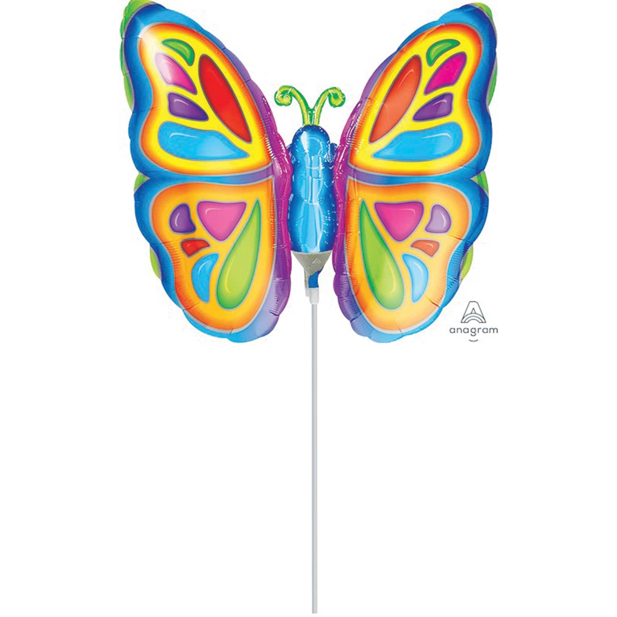 Mini Shape Bright Butterfly A30