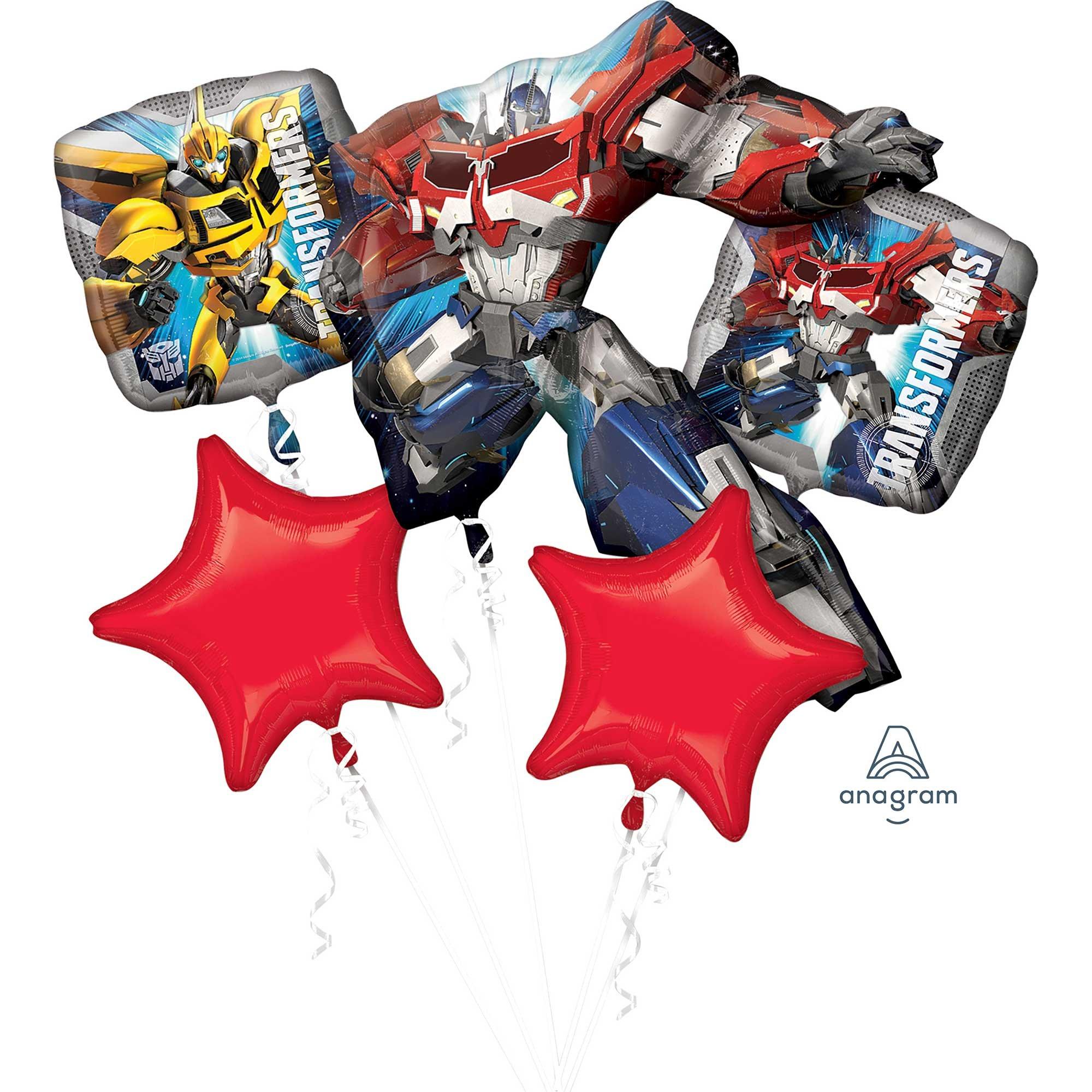 Bouquet Transformers Animated Design P75