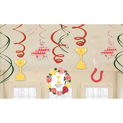 Melbourne Cup Swirls Assorted