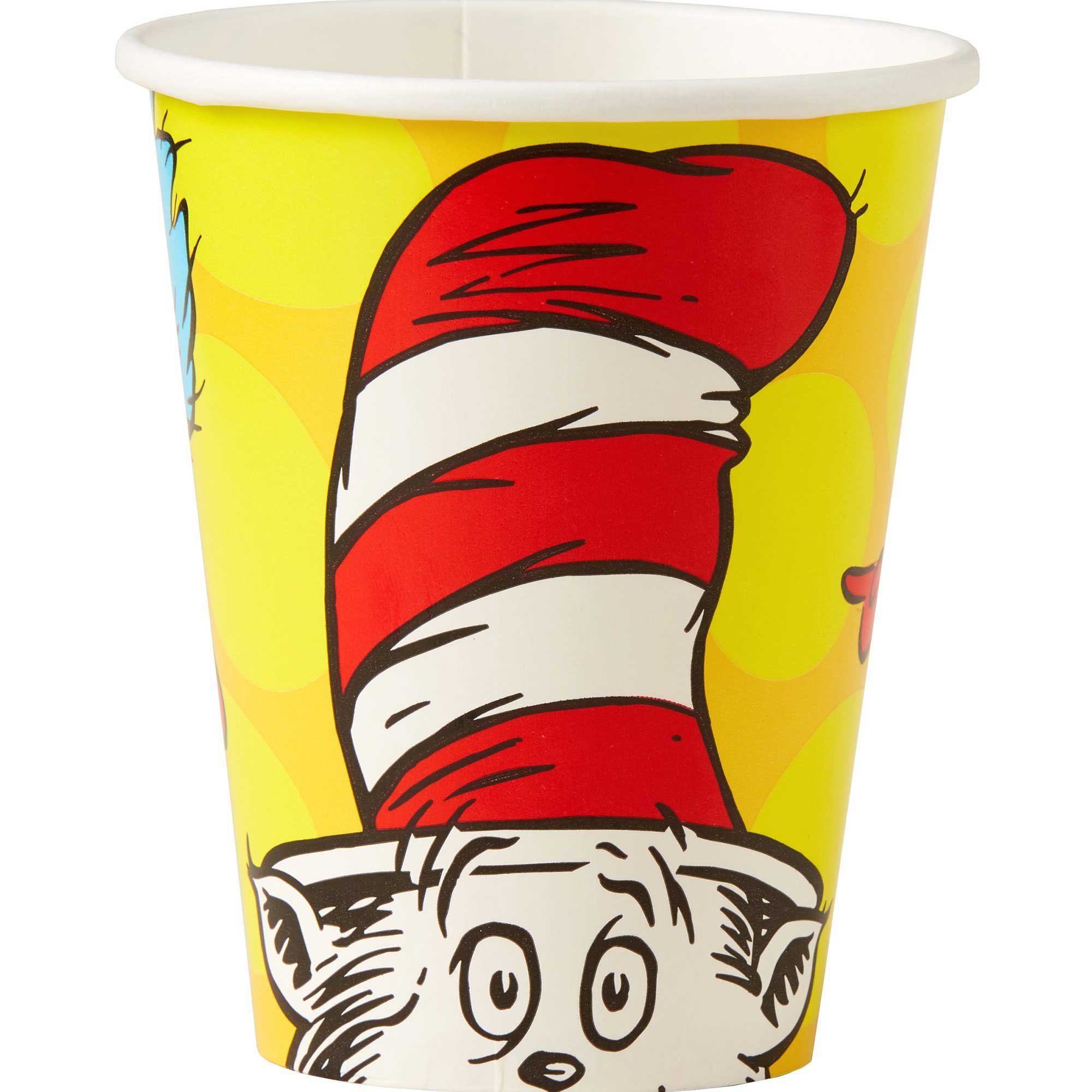 Dr.Seuss 266ml Cups