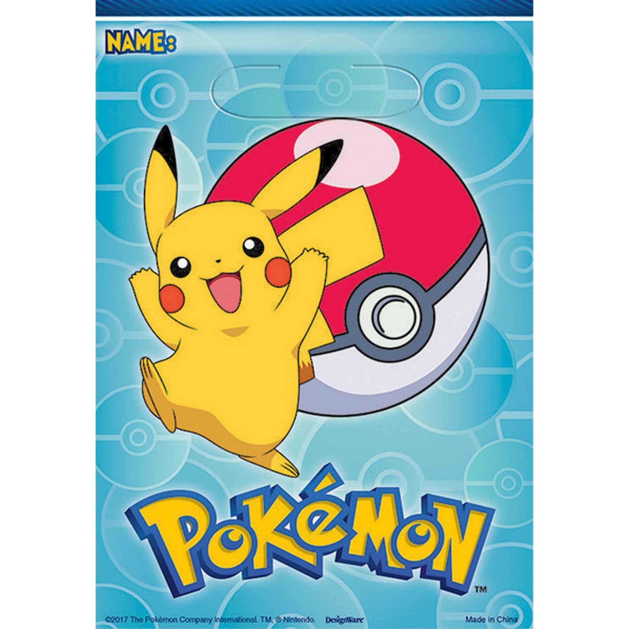 Pokemon Core Loot Bags