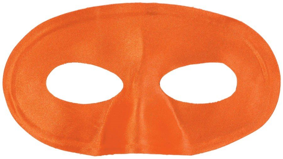 Eye Mask - Orange