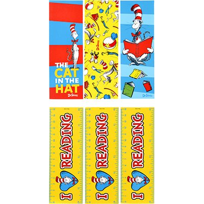 Dr.Seuss Bookmark