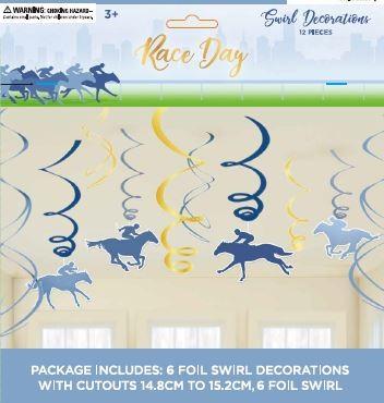 Race Day Swirls Value Pack