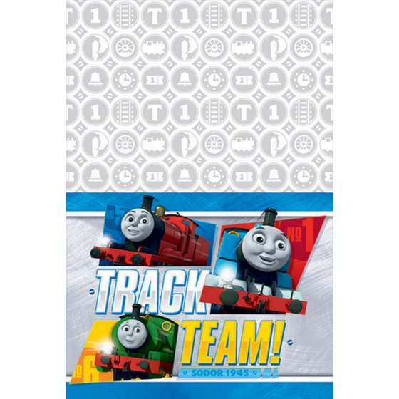 Thomas All Aboard Tablecover Plastic