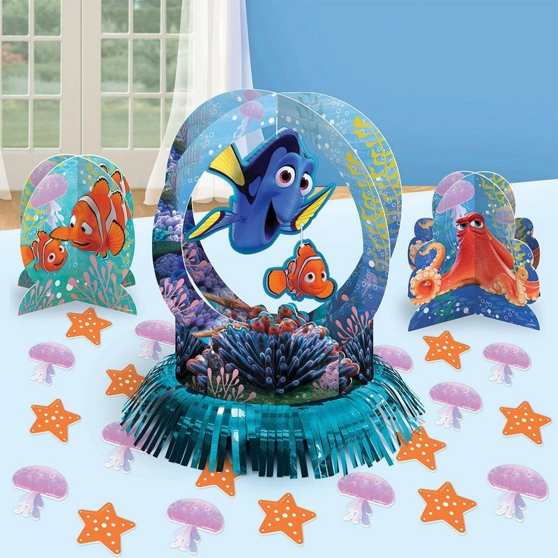 Finding Dory Table Decorations Kit