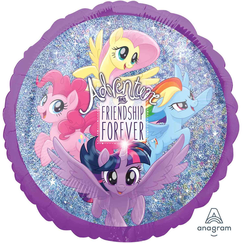 45cm Standard Holographic My Little Pony Friendship Adventures S60