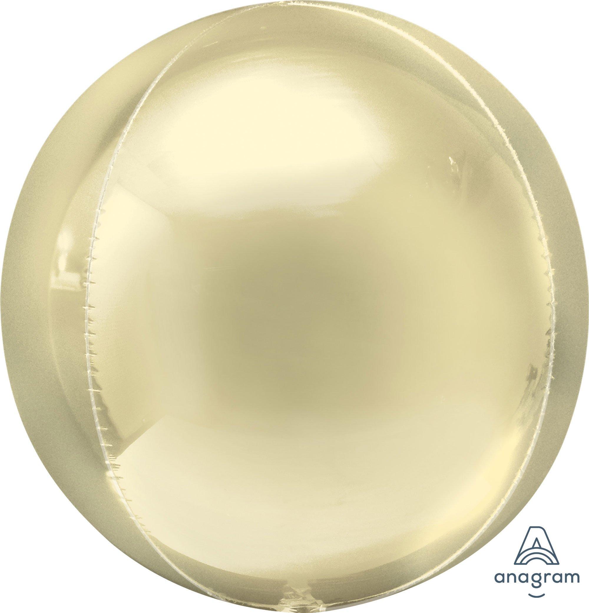 Orbz XL Pastel Yellow G20