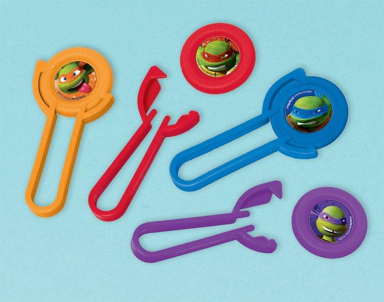 Teenage Mutant Ninja Turtles Disc Shooter Favor