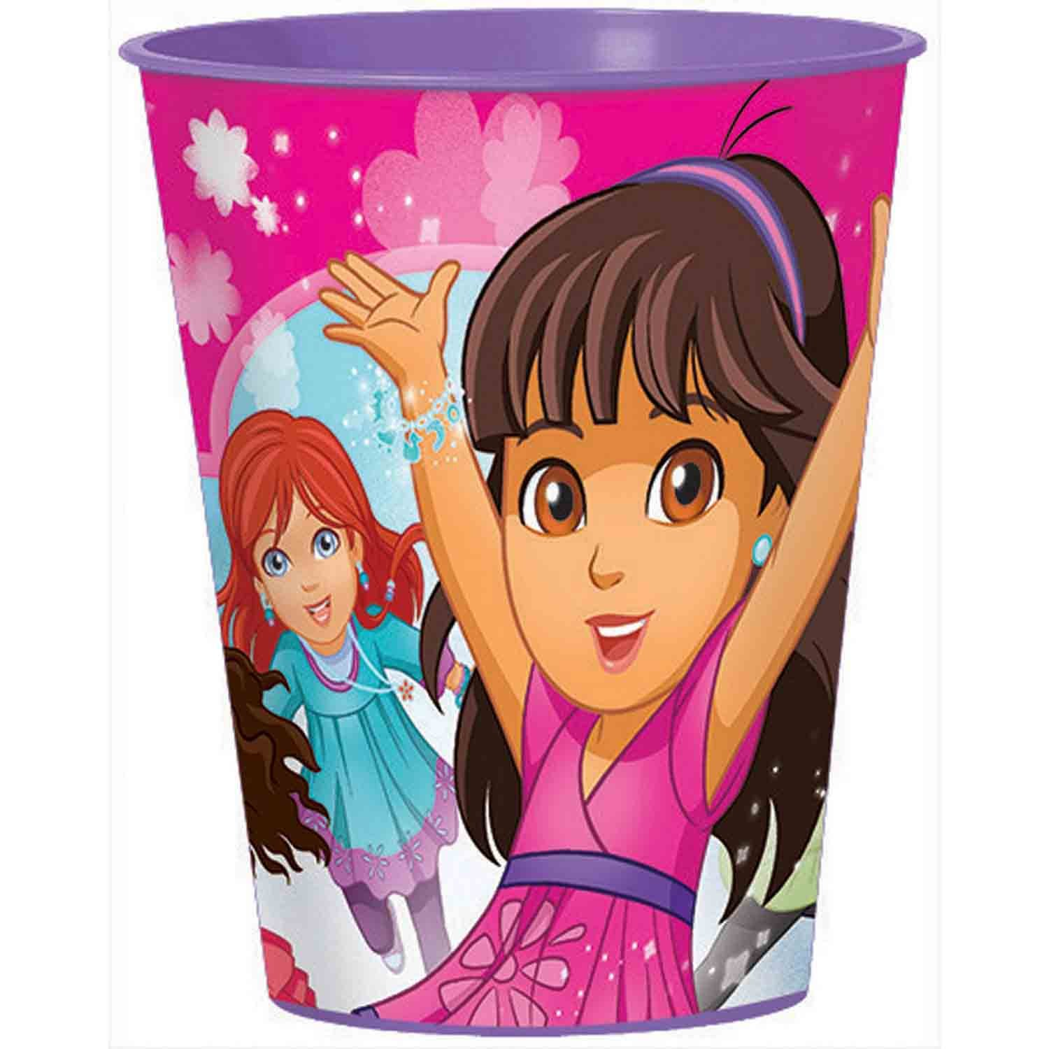 Dora and Friends 473ml Favor Cup - Plastic