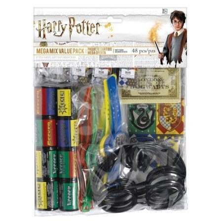 Harry Potter Mega Mix Value Pack Favor