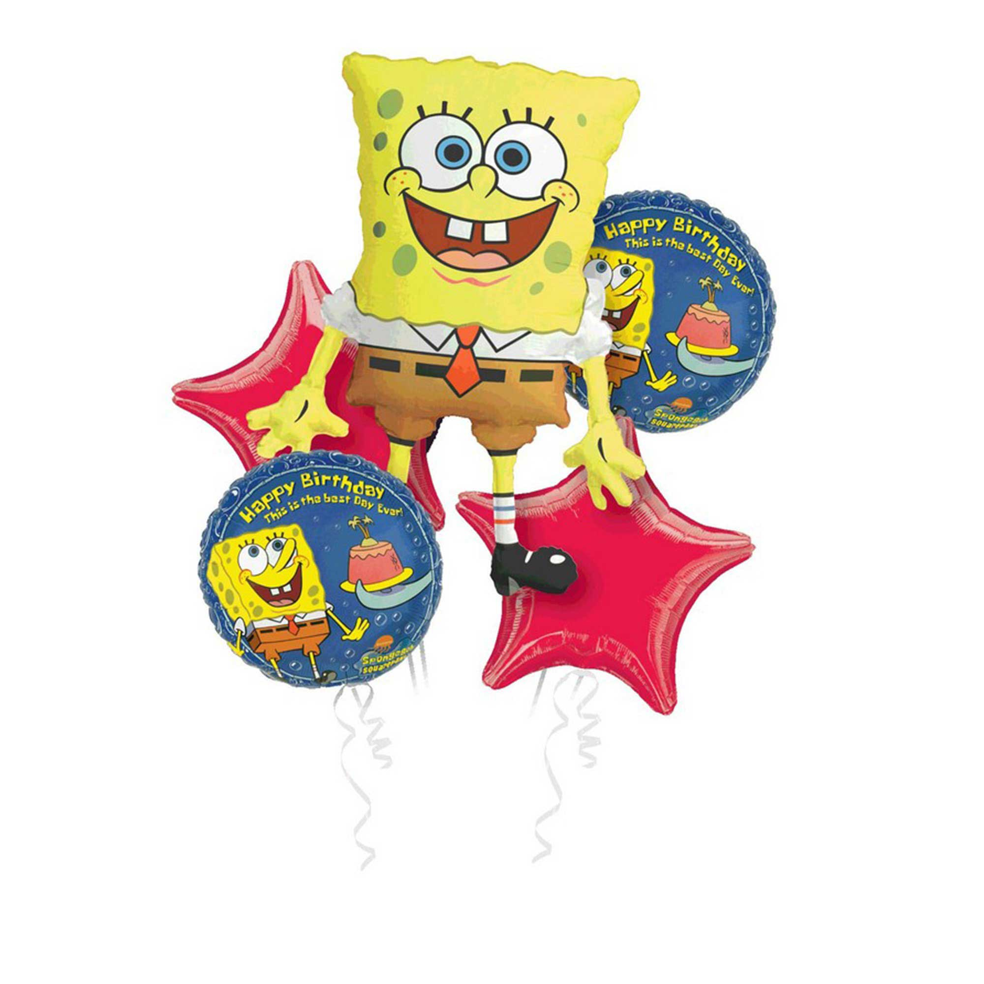Bouquet Spongebob Birthday P75